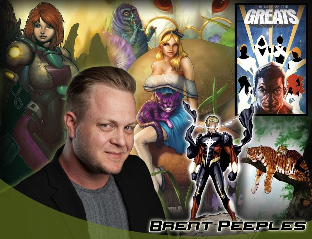 Brent Peeples