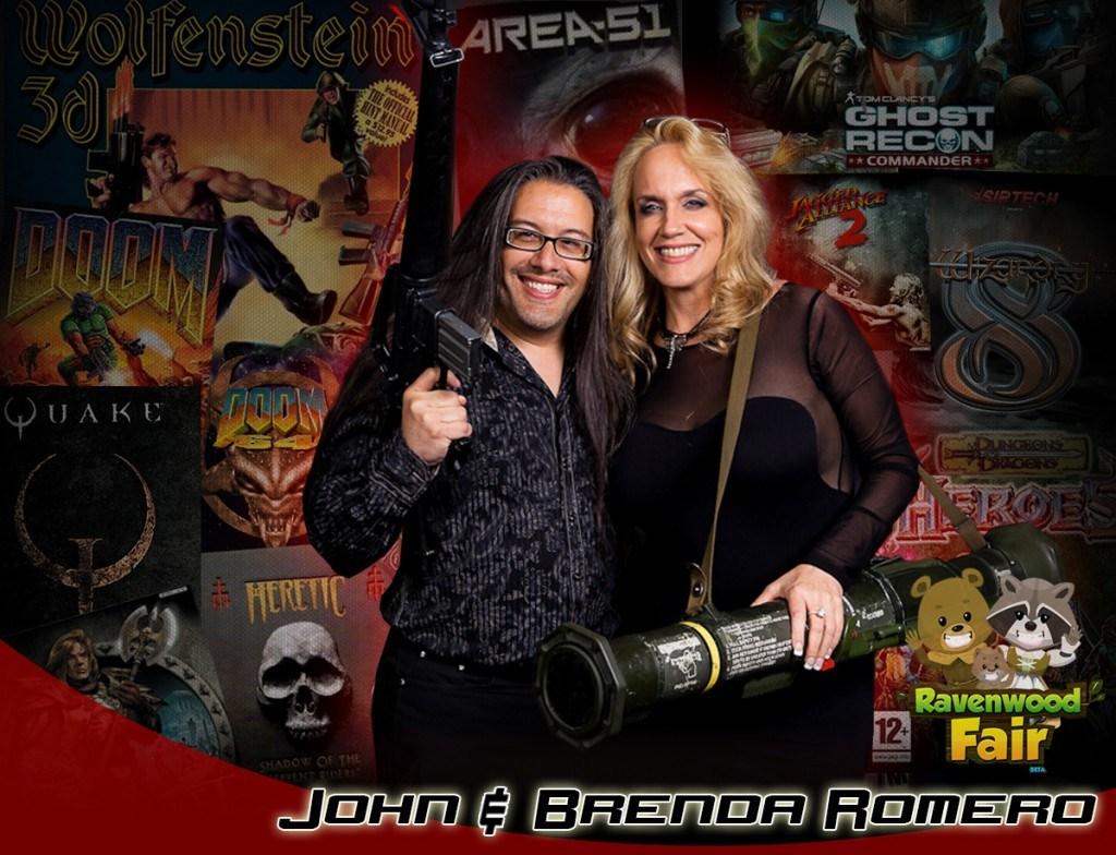 John & Brenda Romero