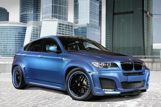 BMW X6M 60cv da Lumma