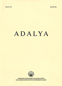 Click to ADALYA XVI/2013 contents and abstracts.