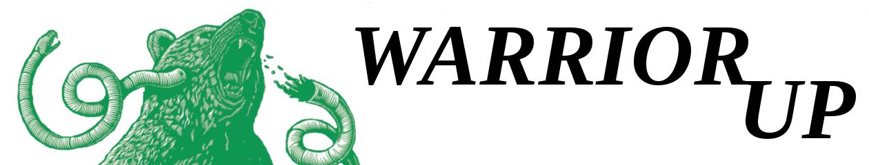 Warrior Up