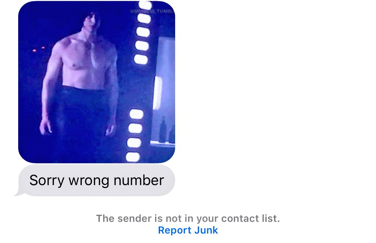 Someone accidentally text topless Kylo Ren to Lin-Manuel Miranda