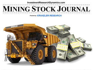 Mining Stock Journal