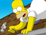 A preview of 'The Simpsons Movie'