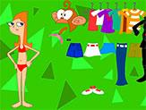 Phineas e Ferb – Vestir a Candace