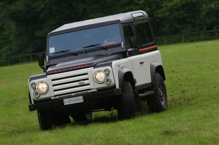 Land Rover Defender Anzom