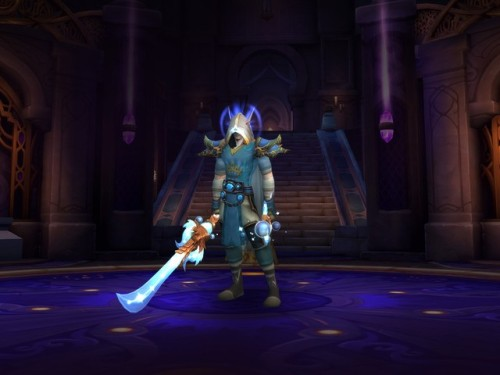 """daxir: """"New transmog, thoughts?? I really want a good trousers xmog to go with star's design """""""