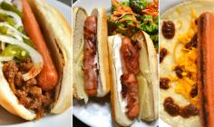 3 Ways with Hot Dogs