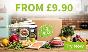 Offer: Hello Fresh from £9.90