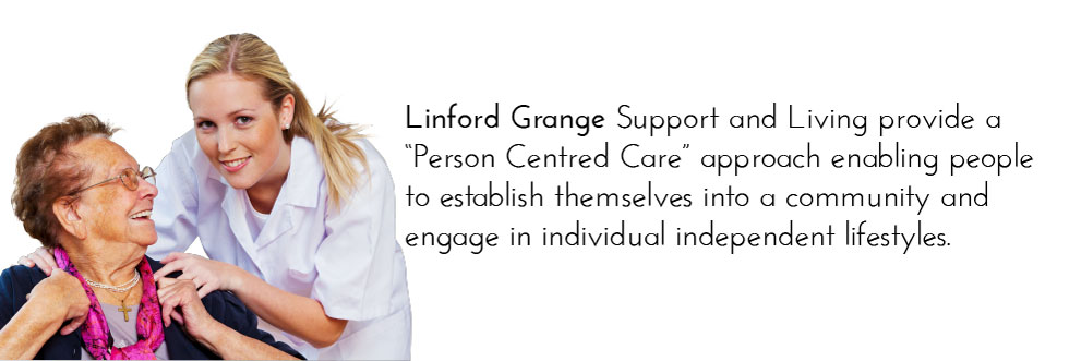 Linford Grange Support and Living