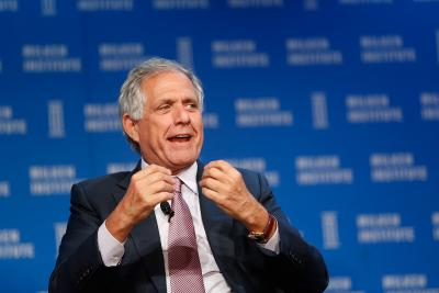 Les Moonves: Broadcast Will Persevere in Looming NFL Rights Battle Against Big Tech
