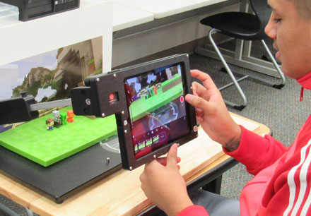 Nokia Funds Teamwork and Technology at SOC