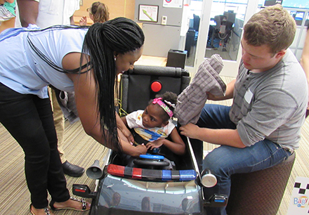 Cars Help Students with Disabilities Gain Independence