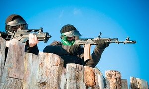 30 minutos ou 1h de airsoft no Clube Power Airsoft – Golden Square Shopping