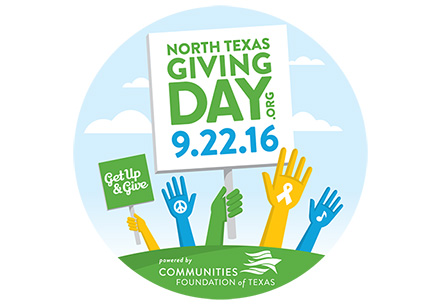 Support FEF on North Texas Giving Day September 22