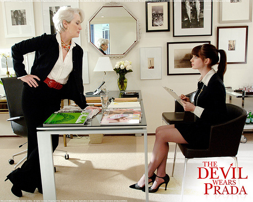3034497794 beb6b1647e The Devil Wears Prada (2006)