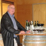 Tasting with the Villa Maria Director