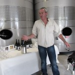 Kevin Judd, winemaker and owner of Greywacke