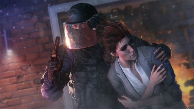 Rainbow Six Siege - Destruction, Fortification and Other Modes