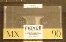 Maxell MX