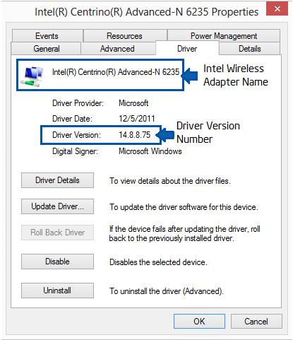 graphics controller identifier
