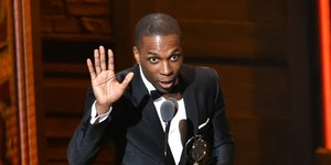Leslie Odom Jr. of 'Hamilton' fame to sing 'America the Beautiful' at Super Bowl