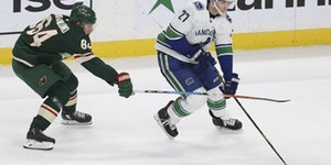 Wild ends otherwise productive week with overtime loss