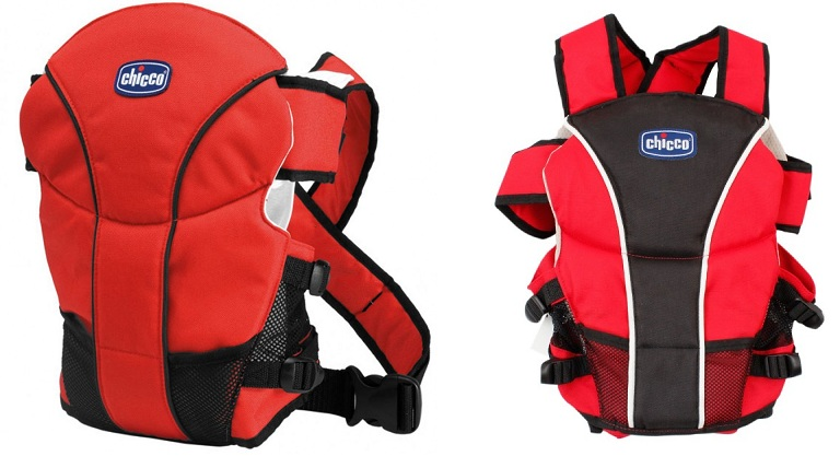 Chicco Baby Carrier reivew