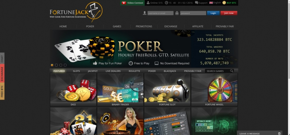 Optimized-FortuneJack – The Biggest Bitcoin Gambling Site