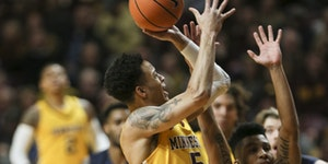 Gophers feel Coffey's absence in all areas