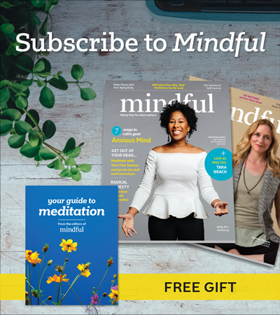 Subscribe to Mindful Magazine