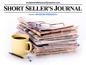 Short Sellers Journal