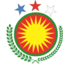 Coat of arms of Rojava