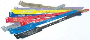 Custom Made Identification Bracelets