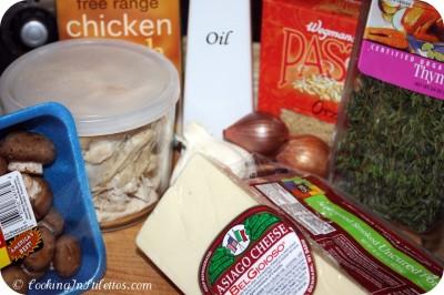 RoastedChickenOrzo-Ingredients