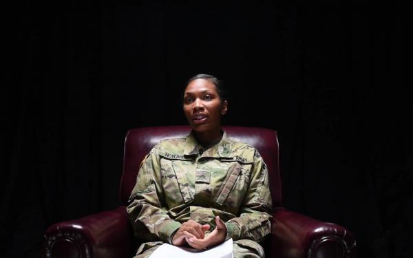 In the Chair with an NCO: Mentorl All