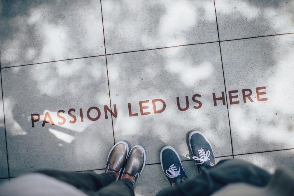 Passion Success Consistency Apply Jeffrey Feldberg