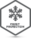 Badge Frost Protection