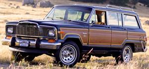 1979 Jeep Wagoneer Limited
