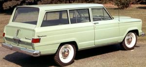 1963 Jeep Wagoneer 2-door