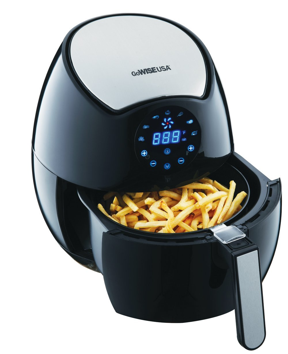 The GoWISE USA GW22621 is a good quality cheap air fryer.