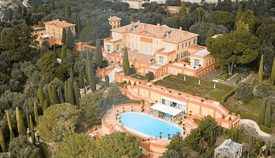 the most expensive villa in the world