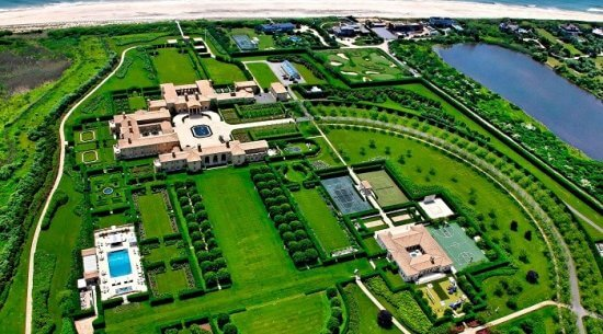 inside the most expensive house in the world