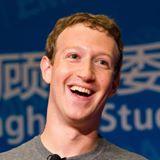 Mark Zuckerberg's Profile Photo, Image may contain: 1 person, smiling