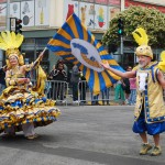 Thousands turned out for San Francisco's 34th Carnaval Parade in the city's Mission District Sunday, May 27, 2012. (CALIFORNIA BEAT PHOTO)