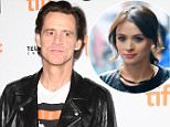Tragic: Makeup artist Cathriona White, seen with Jim Carrey in 2015 before her death, took her own life aged just 30