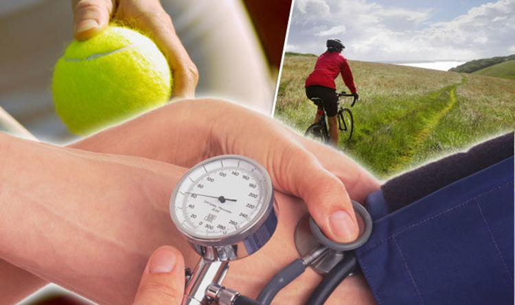 High blood pressure - best exercises to lower risk of hypertension