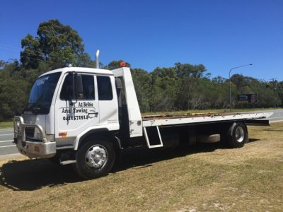 Bribie Island Towing Services