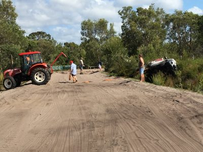 Bribie Island Towing Services Offraod