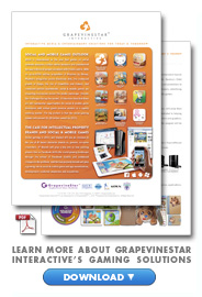 Learn more about GrapevineStar Interactive's Gaming Solutions (Including Social Games & Mobile Games)